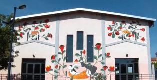 Kiki Skipi - Street art Masullas