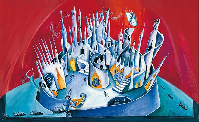 Bimba Landmann - L'incredibile viaggio di Ulisse