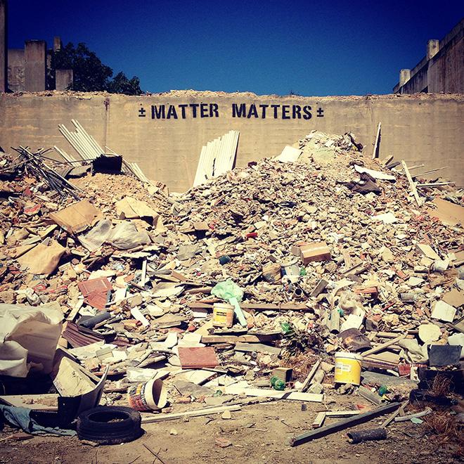 Miguel Januário - Matter Matters