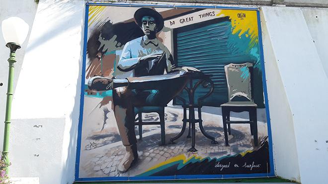 Odeith - Street art, Lisbona