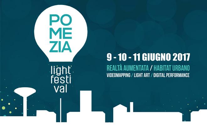 Pomezia Light Festival - Light art festival