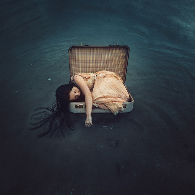 Simone Betz - Float... (Series). Fine Art photographer of the year (Amateur), 1ST PLACE WINNER (Fine Art)