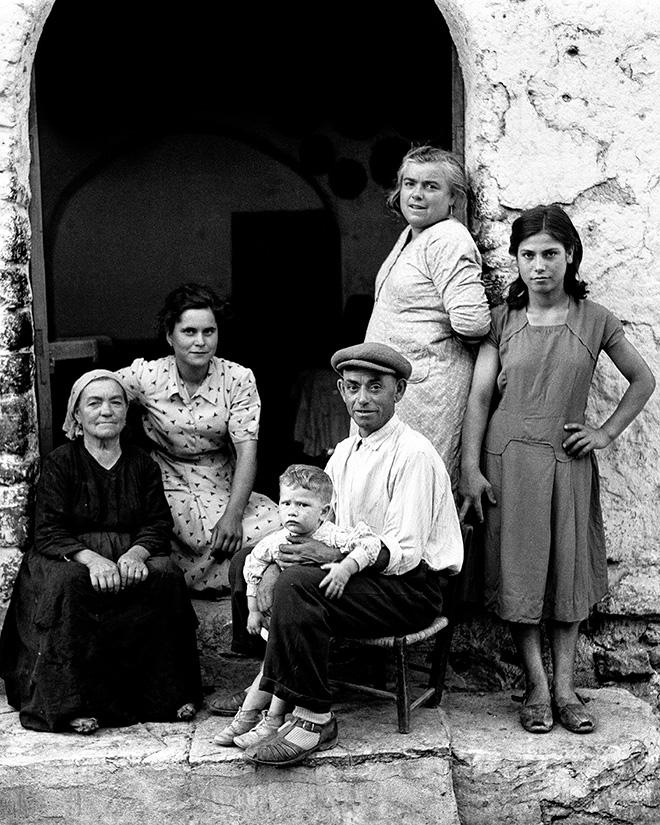 Nino Migliori - Gente, Sud, 1956