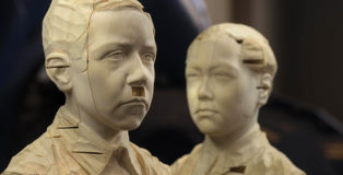 Gehard Demetz - Introjection, Hitler & Mao