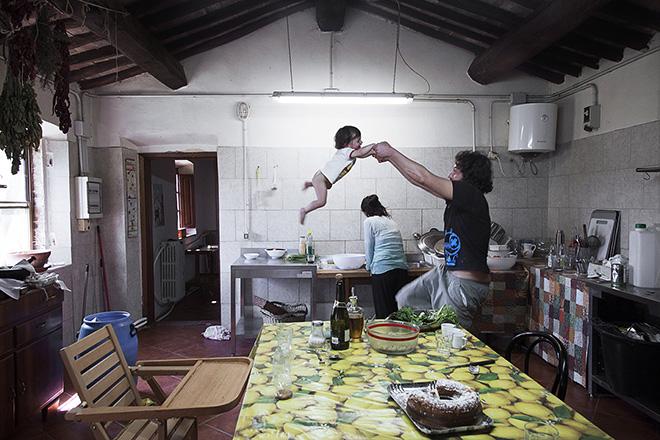 Vittorio Marrucci - Dalla serie Ecovillaggi e Comunità Italia, 2014
