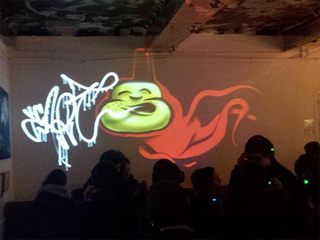 Digital Graffiti - Un connubio tra Arte Digitale e Street Art