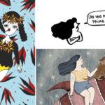 LE DEUXIÈME SEXE? – Flavita Banana, Alessandra De Cristofaro, La Fille Bertha