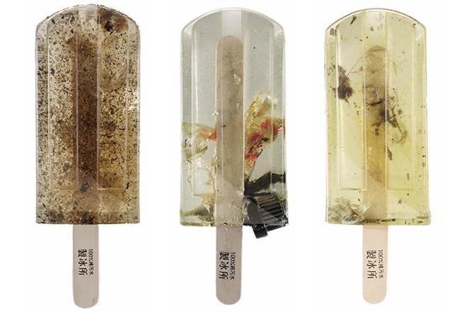 Polluted Water Popsicles - Ghiaccioli al gusto spazzatura