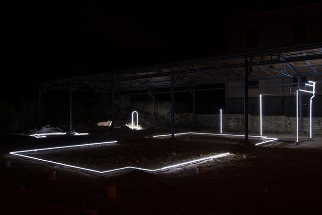 DERIVE - Massimo Uberti, Essere Spazio, photo credit: ©Fabiano Caputo