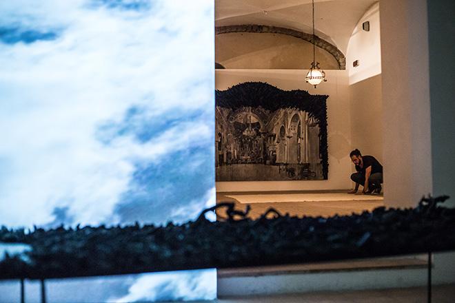 Giuseppe Negro - FRAC 2017, Festival di Ricerca per le Arti Contemporanee