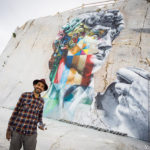 Eduardo Kobra – David multicolor