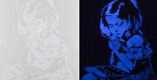 Mr. Savethewall - Hidden paintings