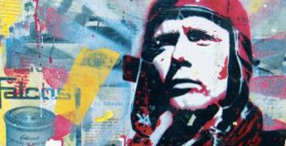 Segmenti Urbani - Collettiva di street art, Bussana Vecchia, 2017