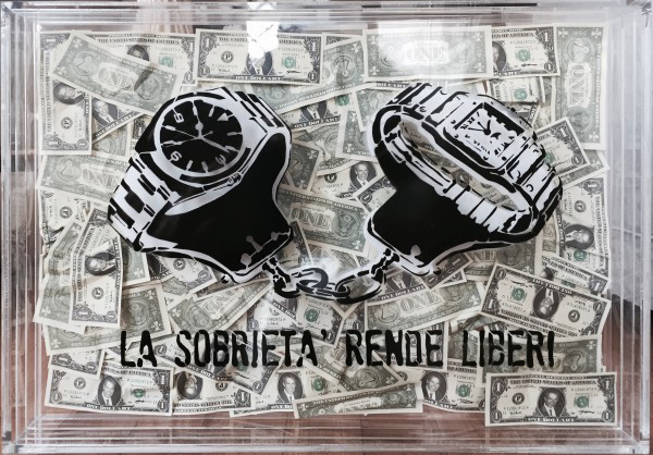 Mr. Savethewall - La sobrietà rende liberi