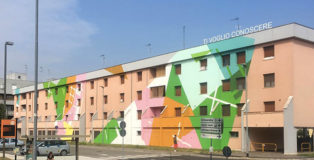 Zedz - Without Frontiers, Mantova street art