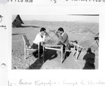 Mario Cresci - In viaggio con Lauro Messori #01, 1960 - 2016, Bergamo 2016. cm 42 x 96, Courtesy: Archivio Eni / Pomezia, © Mario Cresci