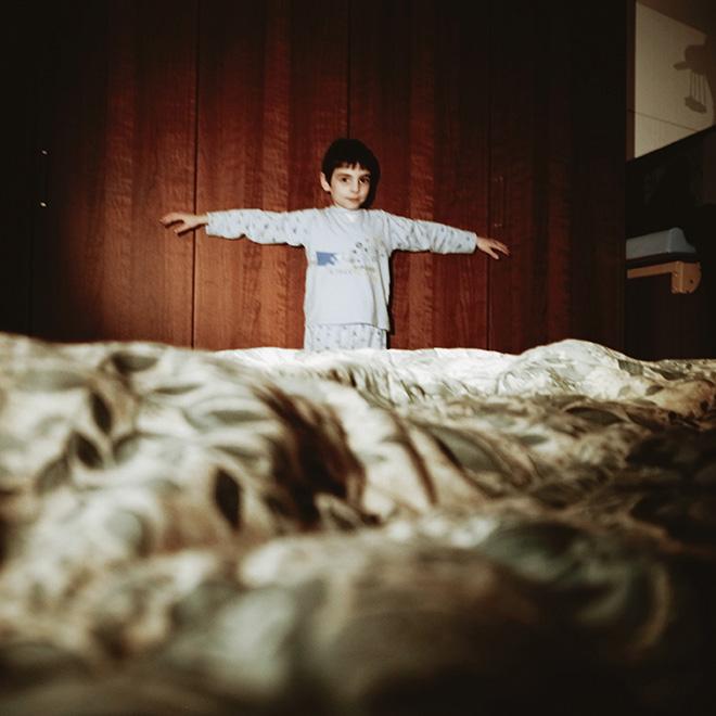 Graziano Panfili - Di padre in figlio, progetto fotografico vincitore del 25° Premio SI Fest Portfolio