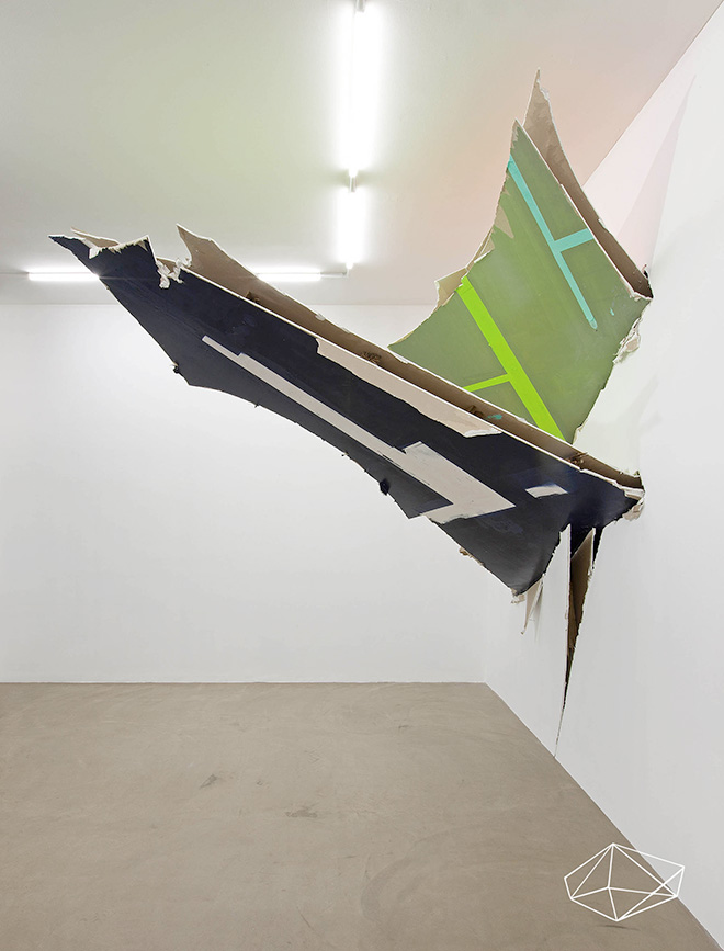 Felix Schramm - Spatial Intersection, 2015