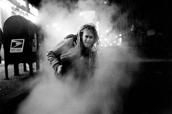 Marco Pesaresi - Qui e altrove, 1998 Stazione ferroviaria di New York © Ph. Marco Pesaresi
