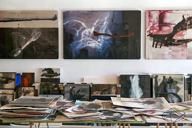 Leonardo Blanco - Studio