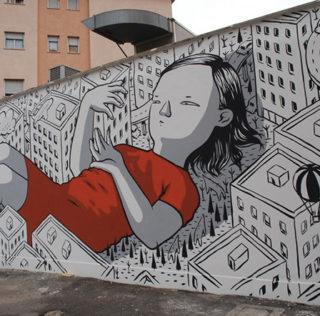 """Millo – Arte a """"Il Cantiere"""" di Monterotondo Scalo"""