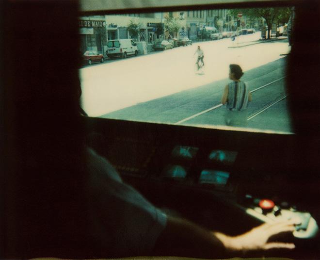 ©Simona Filippini - Via Prenestina - Rome, LOVE, 2001