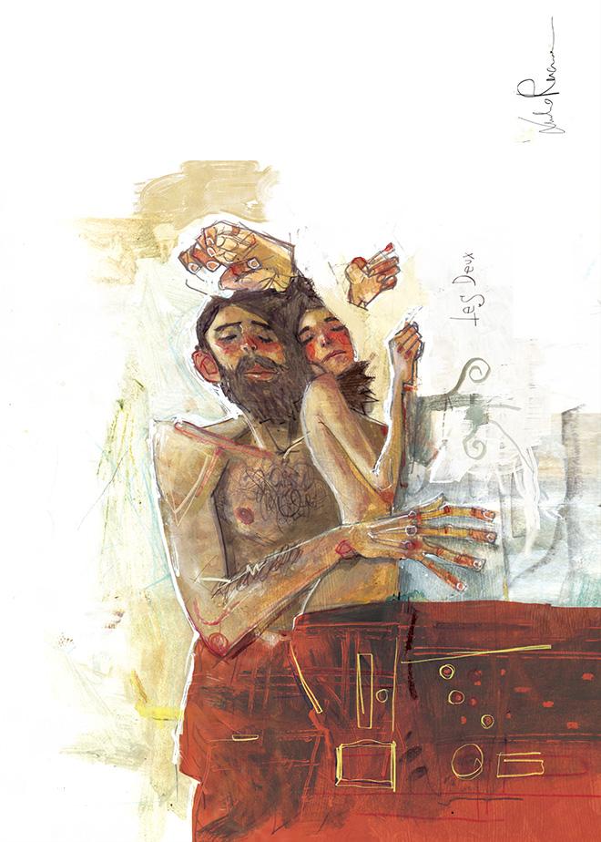 Giulio Rincione - Illustratore