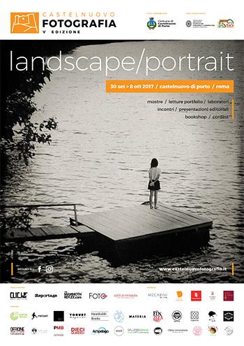 Locandina Castelnuovo Fotografia V Edizione- LANDSCAPE - PORTRAIT