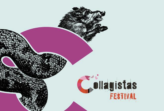 Collagistas Festival – #Beautifulmonsters