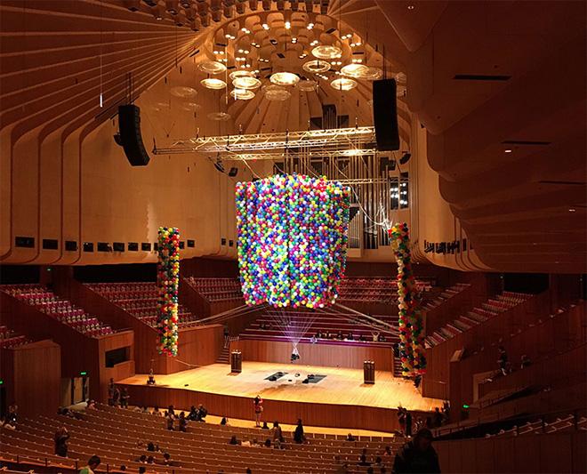 Noëmi Lakmaier - Cherophobia, Sidney Opera House