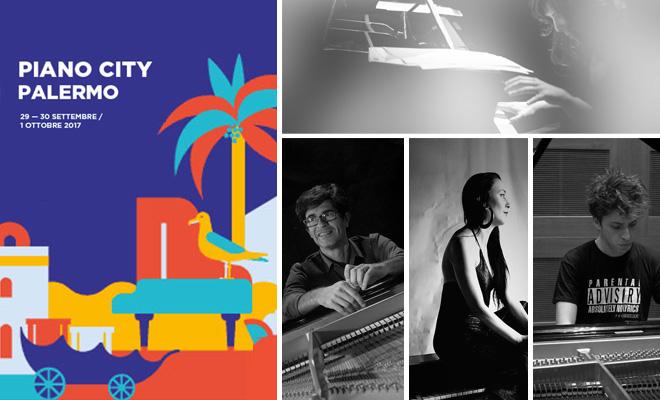 CLAC e Almendra Music – Piano City Palermo