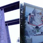 Wall Susa – Arte urbana No TAV