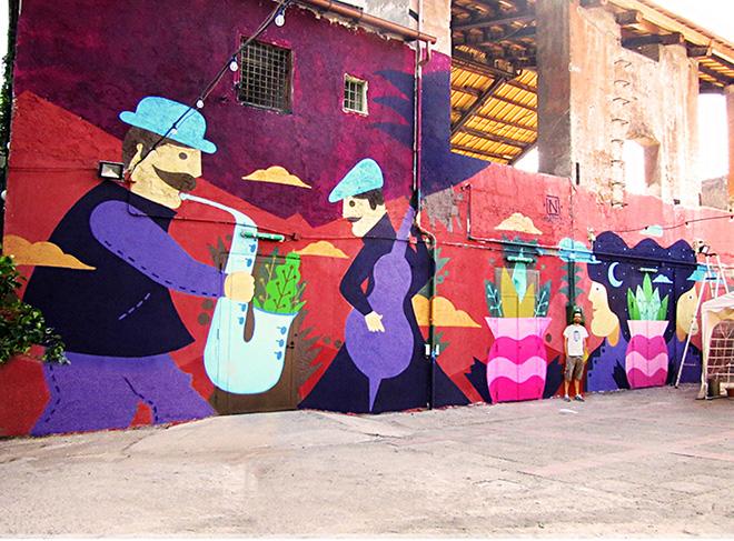 Napal - Wall Art
