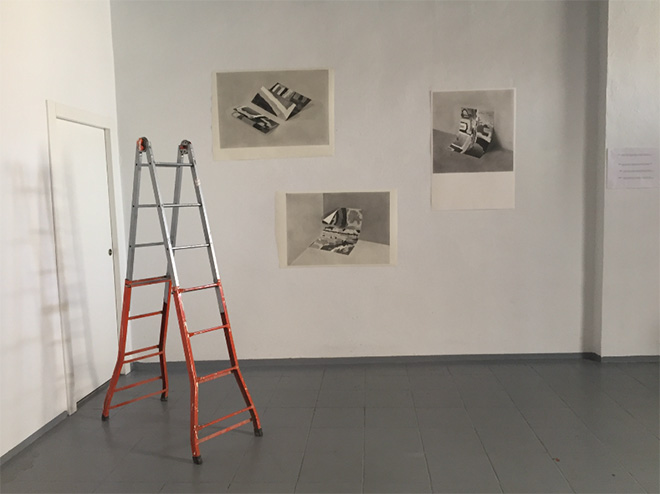 Ana Recalde - Contemporary art Exhibition, 2017, Suburbia, Granada