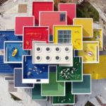 LEGO house – Un villaggio per il gioco e l'apprendimento