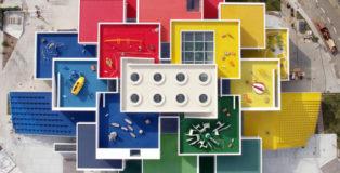LEGO house - Bjarke Ingels Group, Billund, Denmark