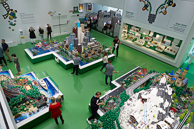 LEGO house - Bjarke Ingels Group, Billund, Denmark