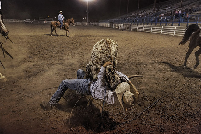 ©Randy Olson - Beef Empire Days Rodeo