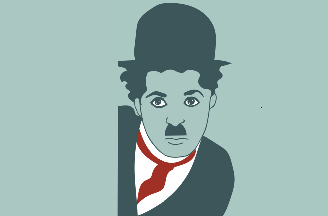 Charlie Chaplin – Discorso all' umanità