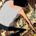 Jackson Pollock – Dripped