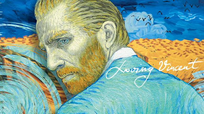 Loving Vincent – Il lungometraggio dipinto su tela