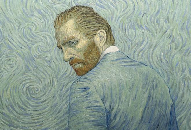 Loving Vincent - Vincent van Gogh, Vincent Keyframe, painting by Anna Kluza