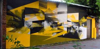 Pener – Murales a Taipei