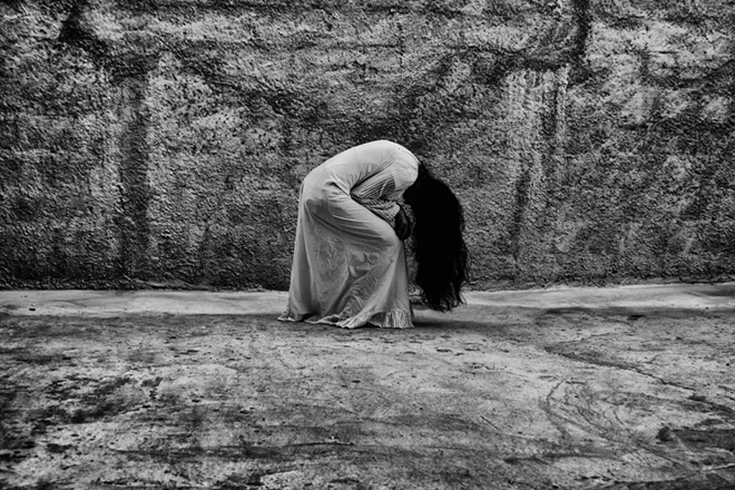 ©Ariela Bueno - Selfportait