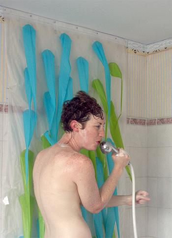 Elisabeth Buecher - Spiky Shower
