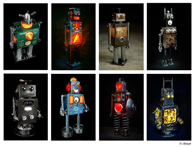 +Brauer - Compilation Robots