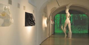 Mario Coppola - Cosmogonie, Fondazione Plart, Napoli