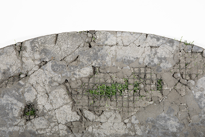 Ciredz - Residui series detail, Galleria Varsi, ®The Moodit