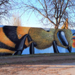 Collettivo Vida Krei – Murales a Medolla