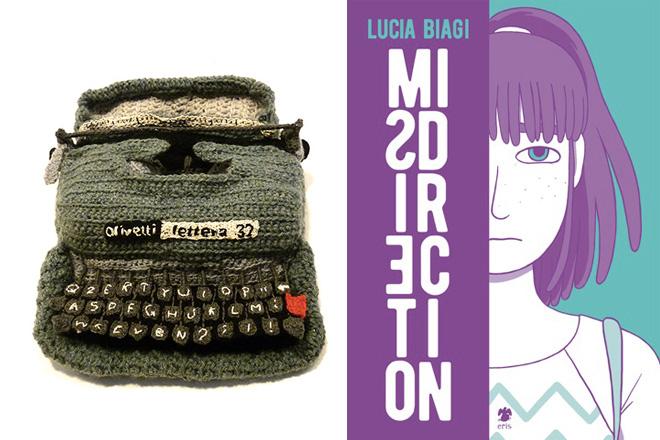 Lucia Biagi – MISDIRECTION e altri ricami